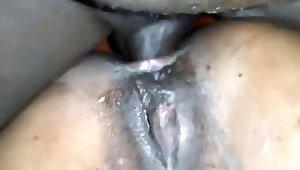 Por el culo a una chapiadora