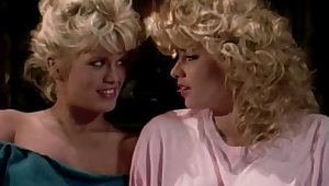 Retro porn star pussy lesbian first timer party - 80s porn