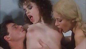 Vintage Italian 3Some Sex FFM Procreation