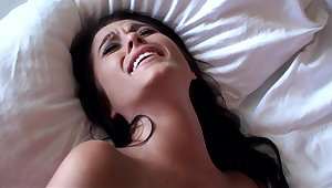 Chloe moans as she gets say no to ass fucked