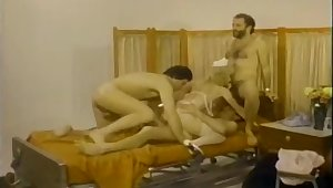 Unsightly Nurses 1983 - Vanessa Del Rio, Merle Michaels, Samantha Fox